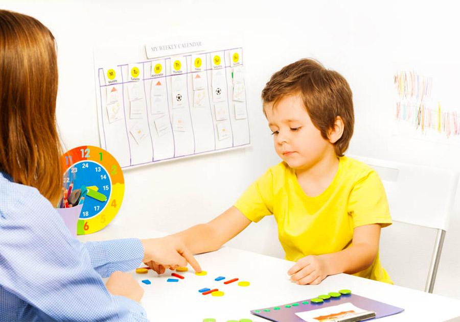 Bum centro autismo