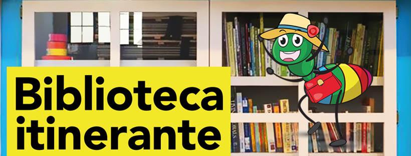 La Biblioteca di Luserna San Giovanni diventa itinerante