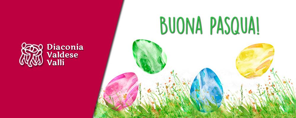 Auguri di una serena Pasqua a tutt*
